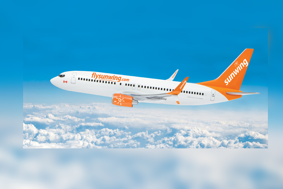 Sunwing offers agents 10X STAR points