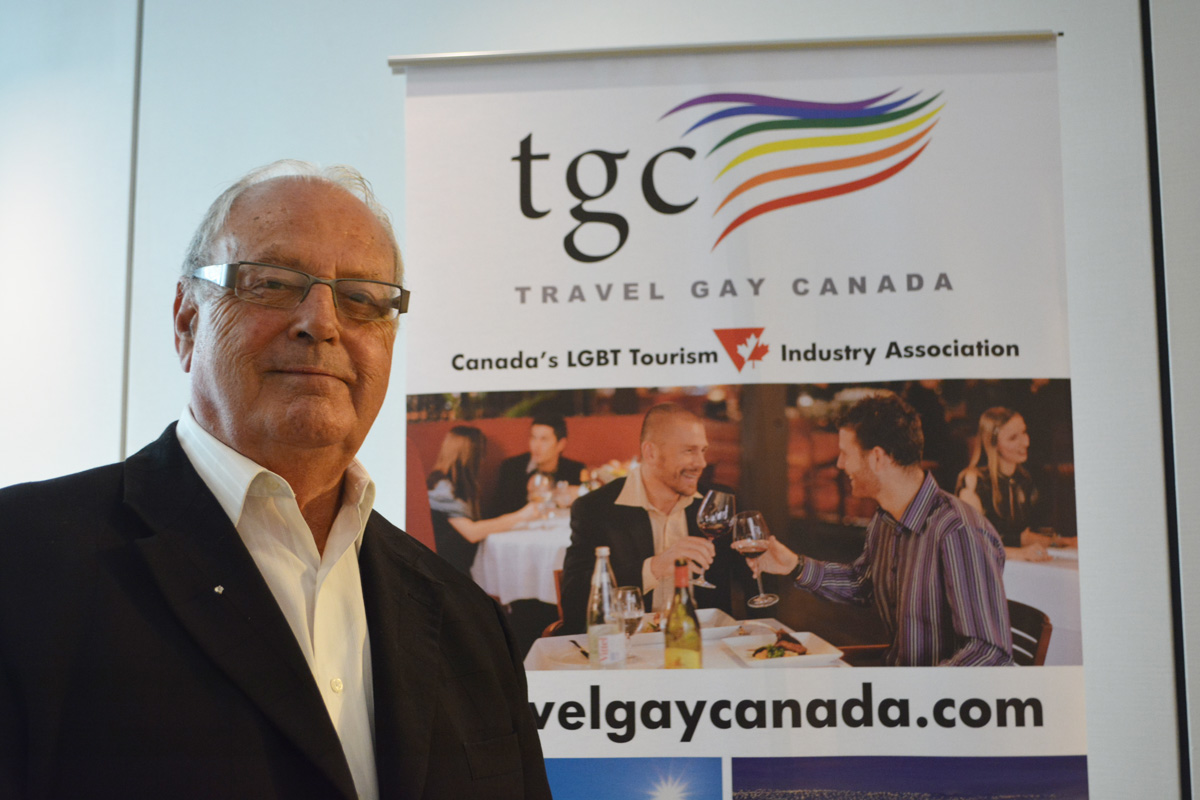 TGC receives $100K for LGBT tourism support