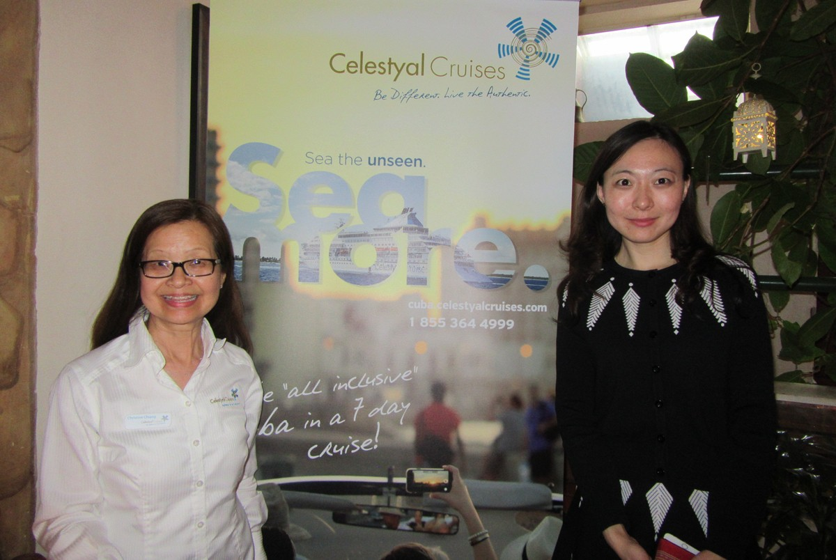 Celestyal Cruises invites agents to Sea the Unseen in Vancouver