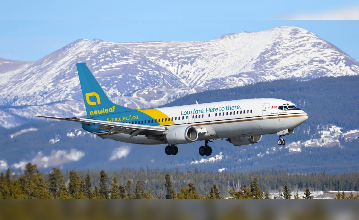 Flair Airlines purchases NewLeaf