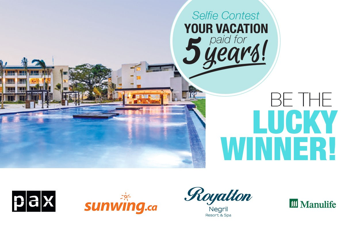 LogiMonde's contest to win 5 years' paid vacation is underway!
