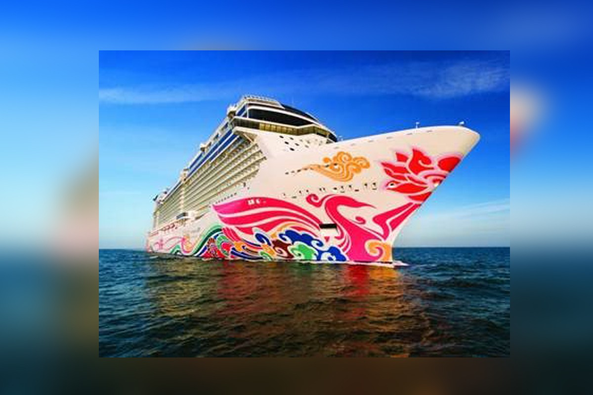 NCL welcomes Norwegian Joy to new home port