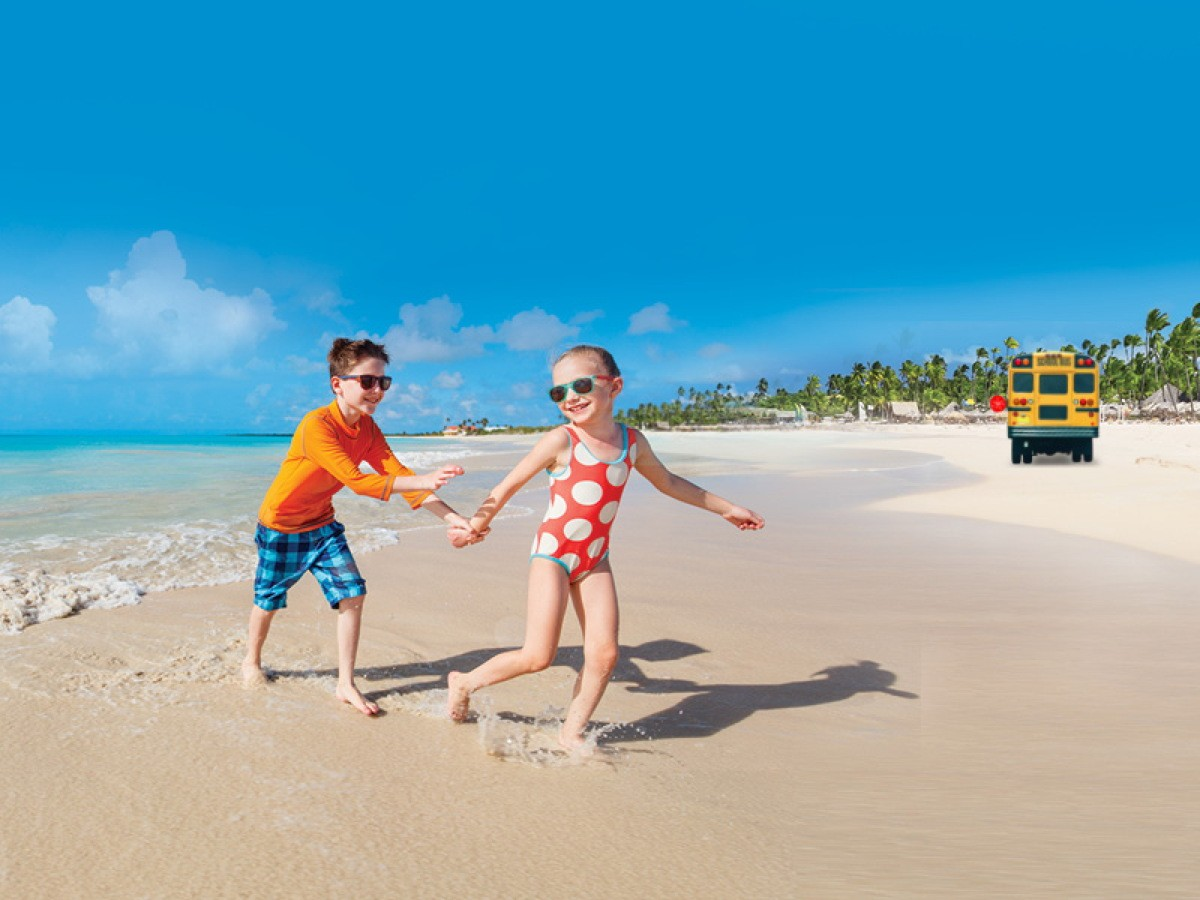 Sunwing celebrates summer with Kids Stay, Play, and Eat FREE promo