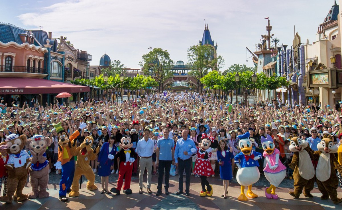 Shanghai Disney Resort welcomes over 11M visitors in first year