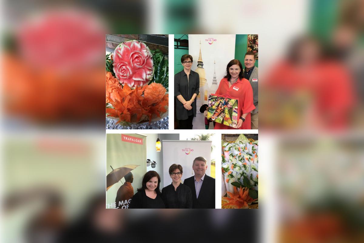 Trafalgar & Tourism of Thailand trade event makes Calgary stop