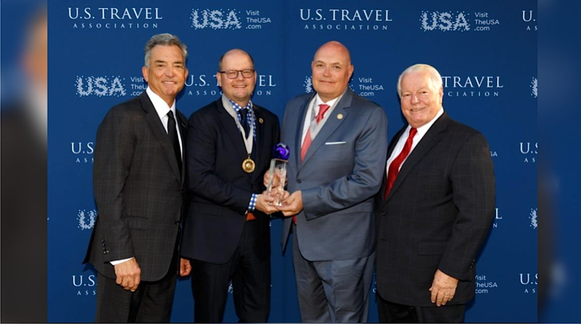 TravelBrands takes top honours from USTA & Brand USA