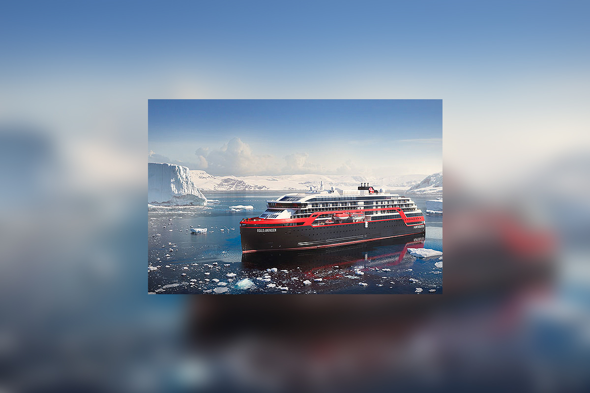 Agents are invited to learn more about Hurtigruten's newest ship