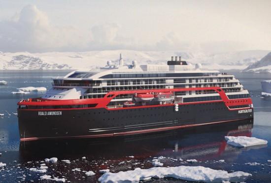 Hurtigruten to begin sailings in eastern Canada & U.S.