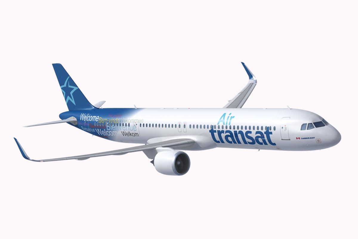 Air Transat to add 10 A321neo LRs