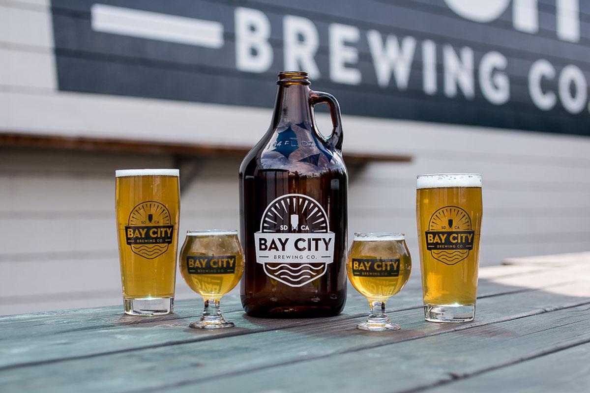 San Diego debuts its own craft beer