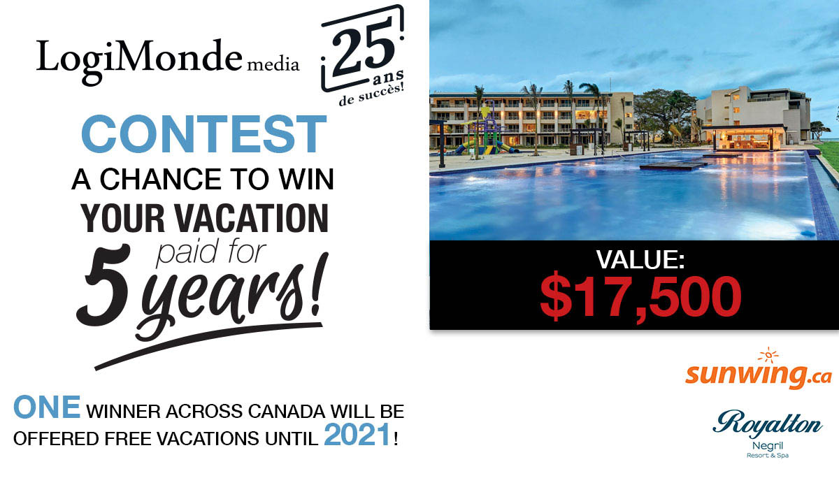 Win big with LogiMonde this summer!