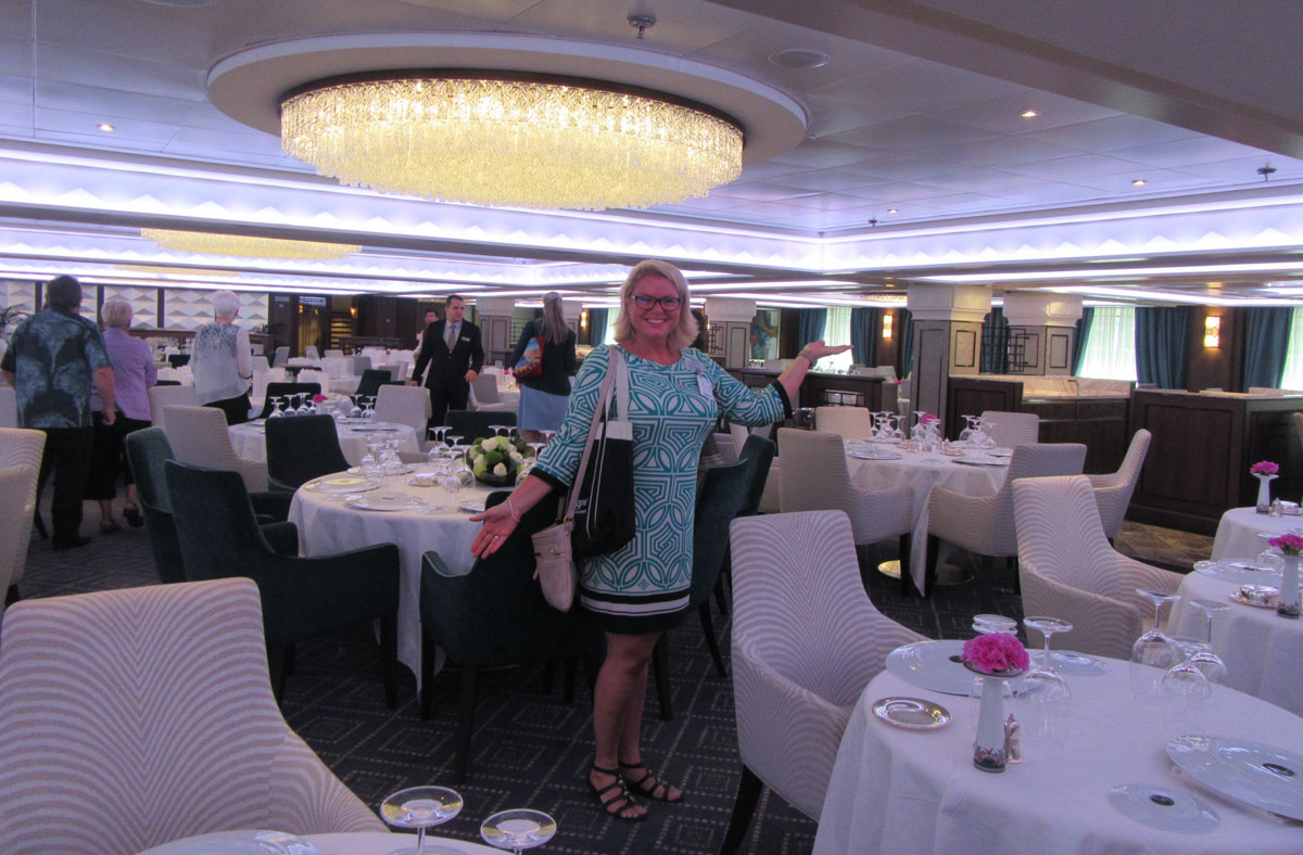 Seven Seas Navigator visits Vancouver