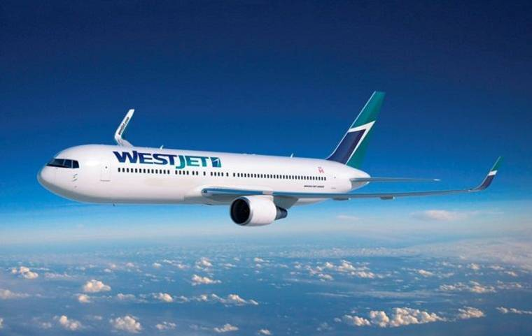 WestJet reveals June traffic results