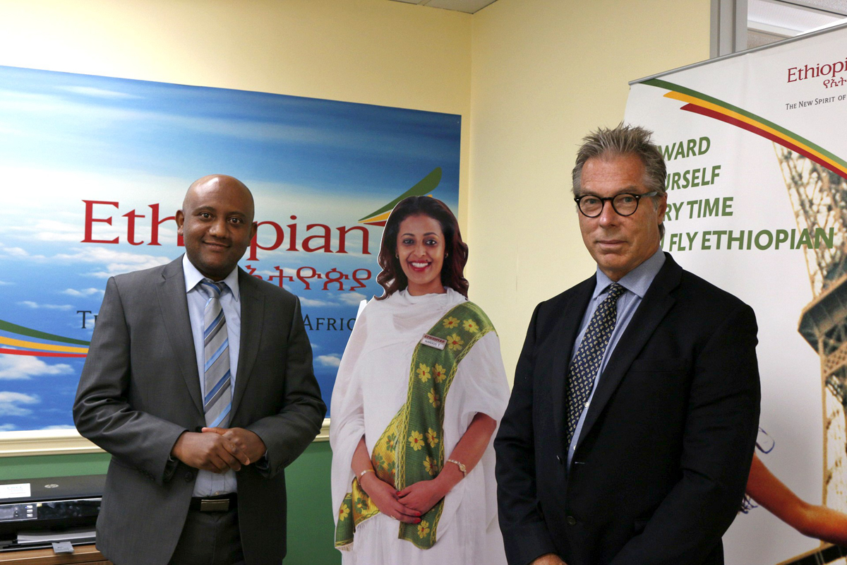 Ethiopian Airlines: connectivity is the key