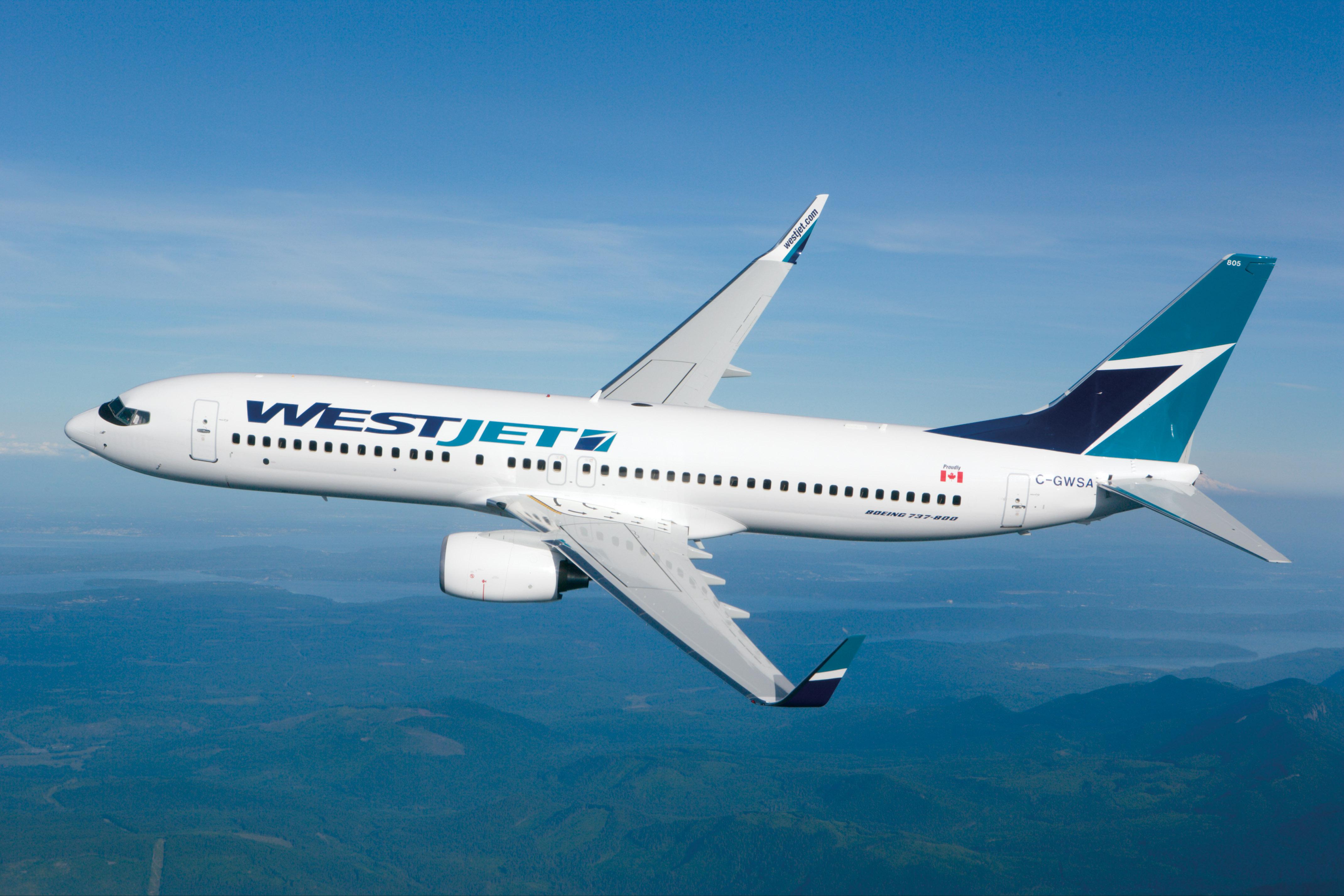 WestJet announces new routes, expanded service