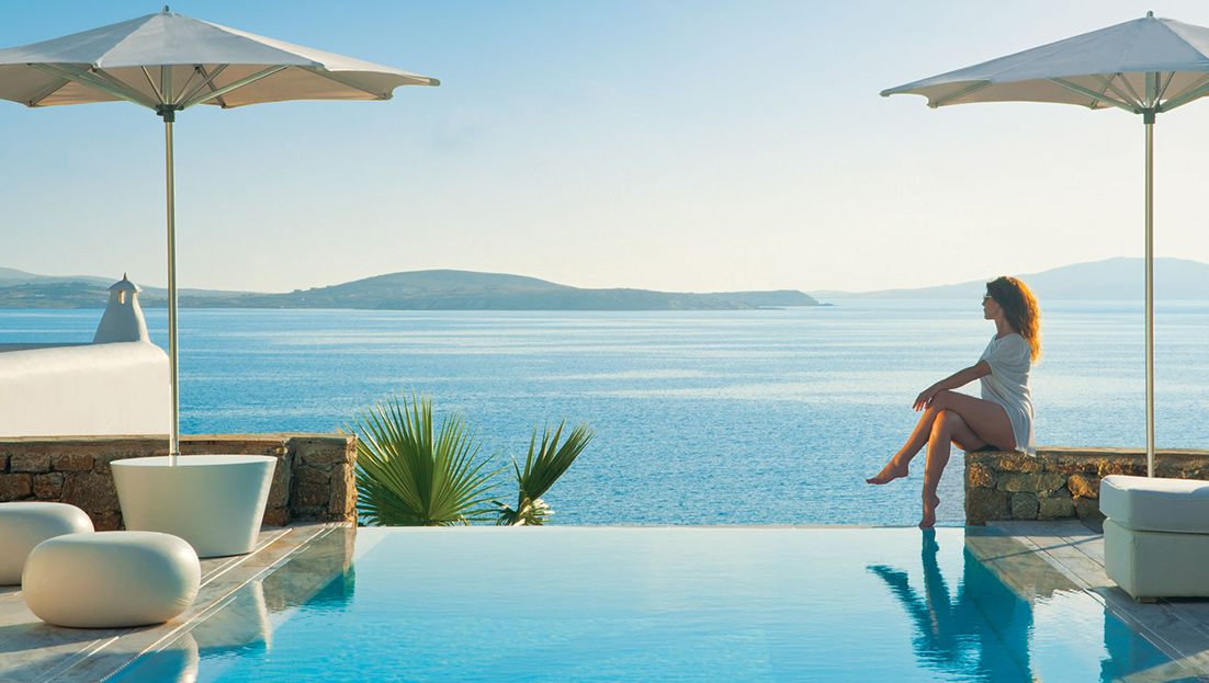 5 great South hotels for: beautiful pools