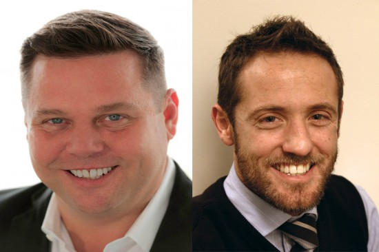McDonough, Griffiths take new roles at FCM