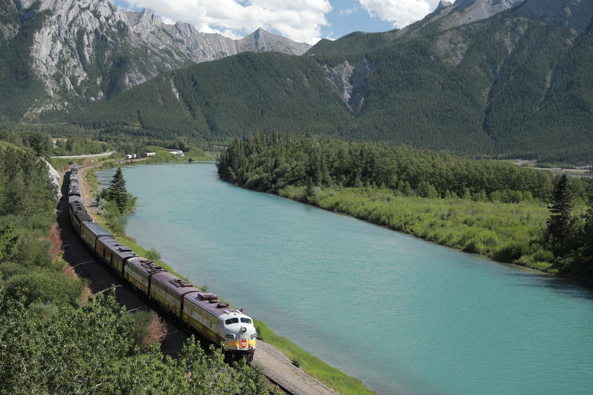 CP kicks off Canada 150 train tour in Calgary