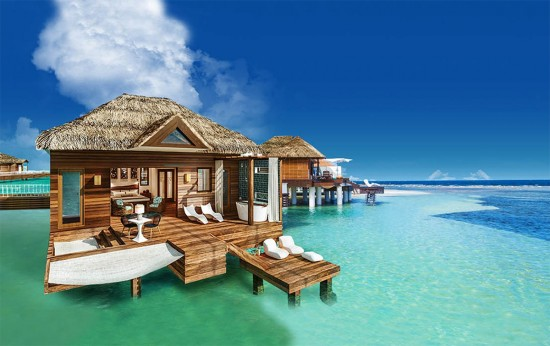 5 of the best over-the-water bungalows in the South