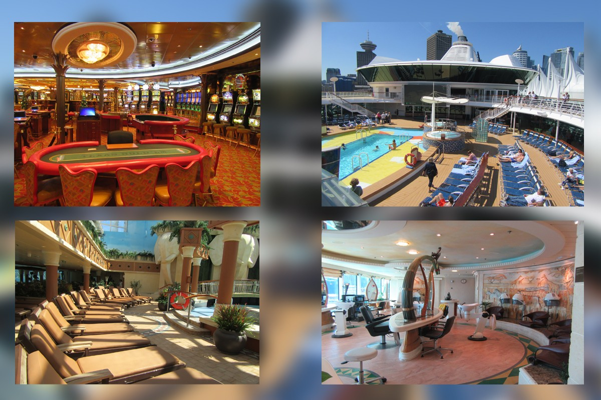 A closer look at Royal Caribbean's Radiance of the Seas