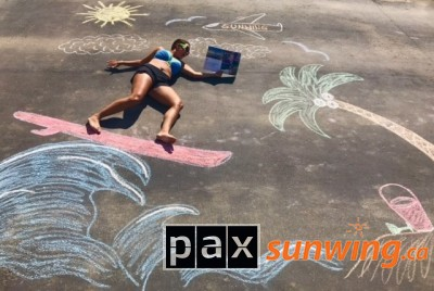 Riding the Waves with PaxNews!