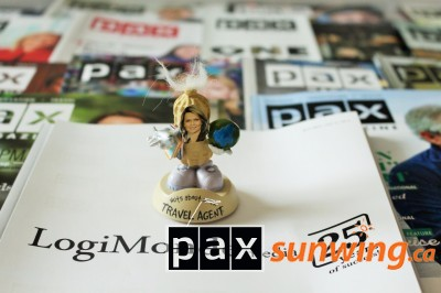 NUTS ABOUT PAX