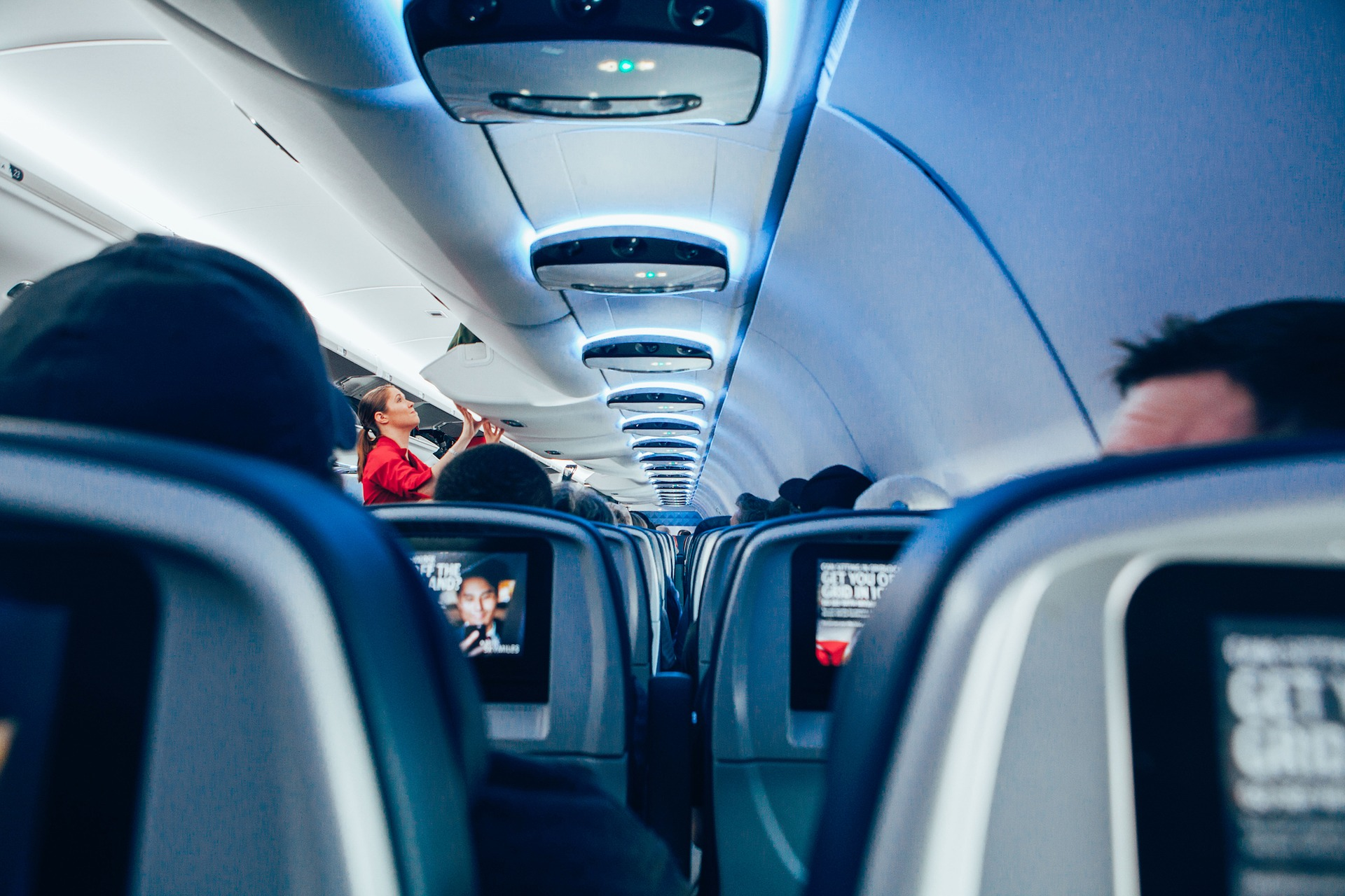 Passenger bumping at lowest rate since 1995: report