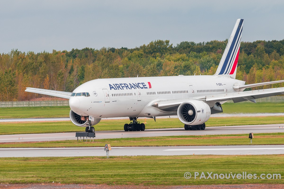 Air France granted permission for Canada-French Polynesia flights