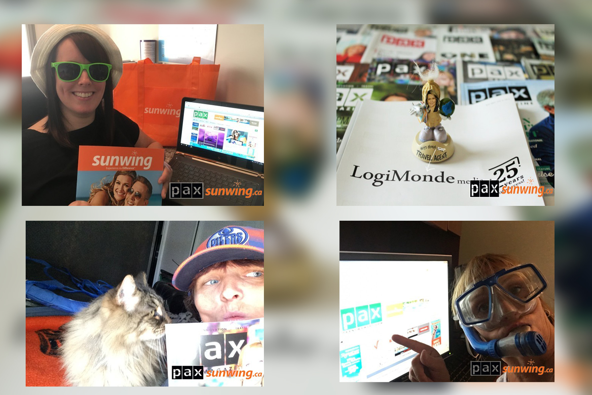 Last call for votes in LogiMonde's selfie contest!