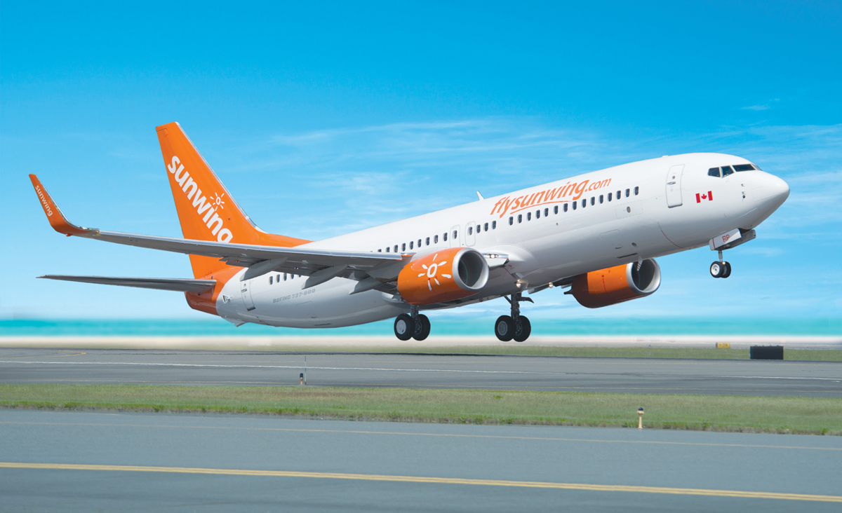 Sunwing to launch Regina-Mazatlan