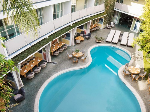 Design Hotels expands in California