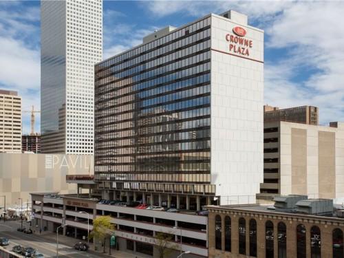 Crowne Plaza Denver unveils $22M reonvation
