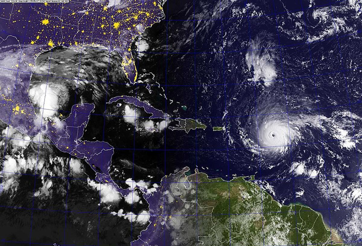 Irma: airlines evacuate Caribbean travellers
