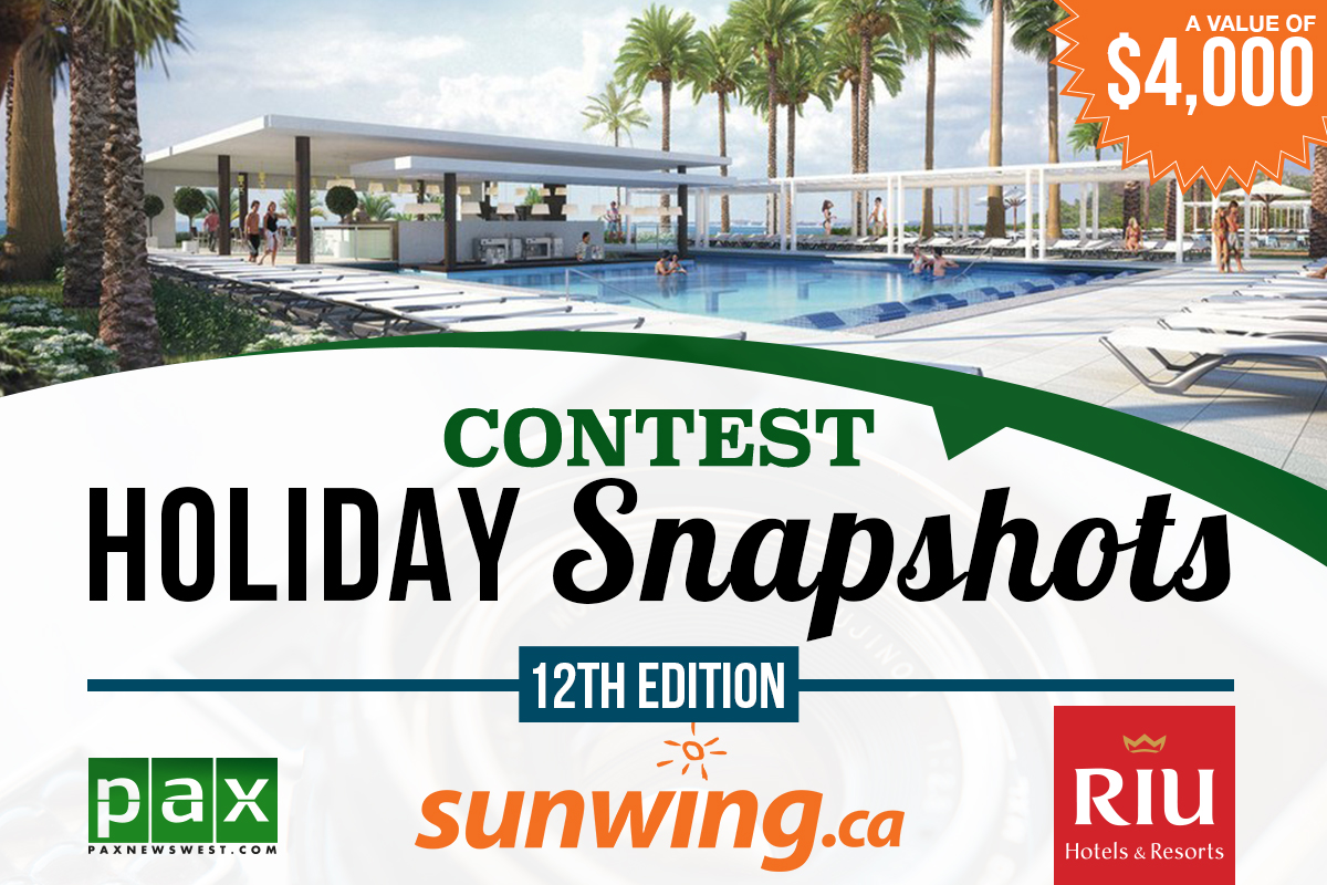 PAX's famous Holiday Snapshots competition returns!