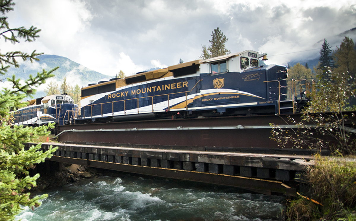Rocky Mountaineer welcomes its 2 millionth guest