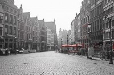 Relaxing Antwerp, Belgium