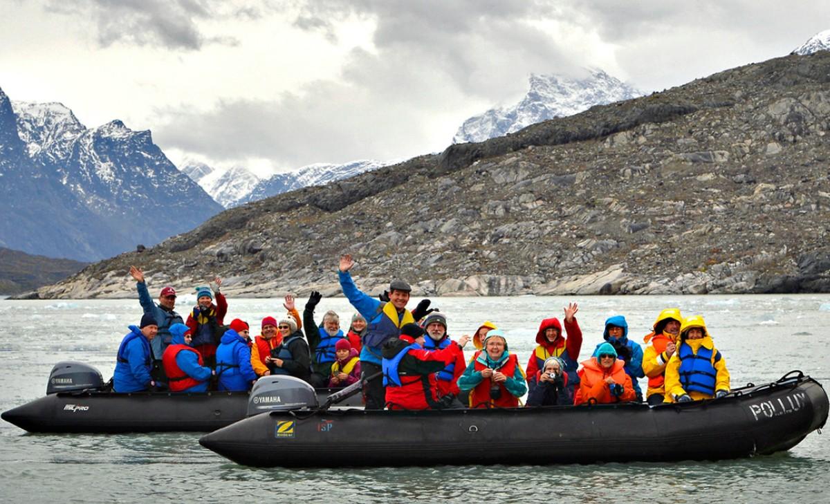 Adventure Canada launches agent contest