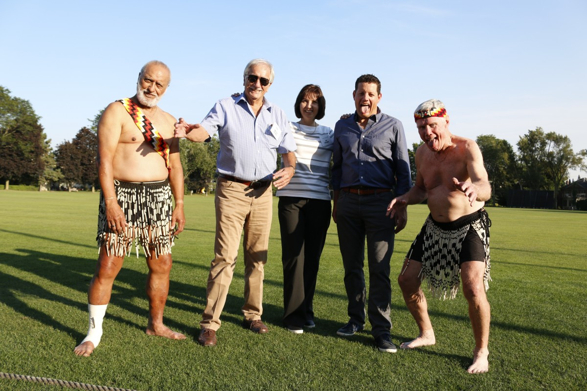 Air New Zealand and Goway Travel face off in annual cricket match