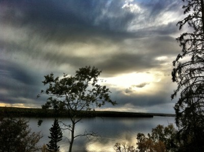 Waskesiu Lake, SK