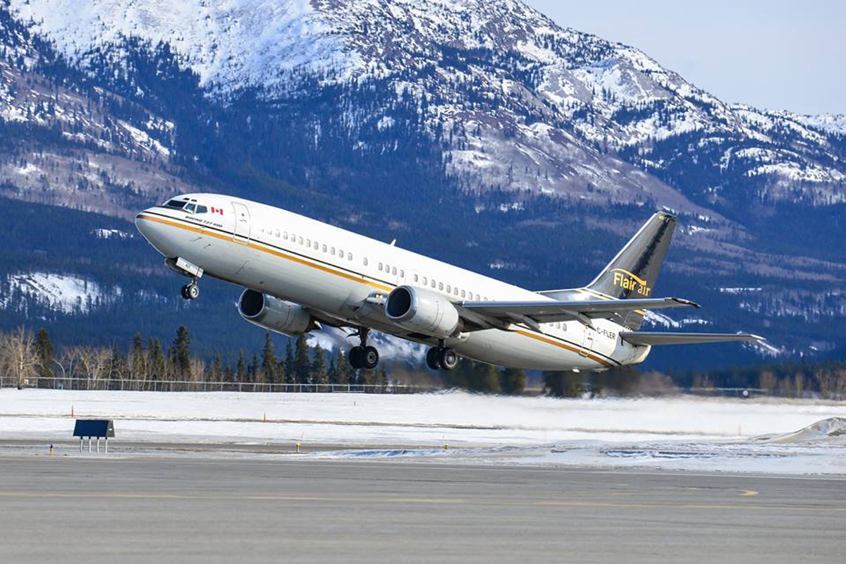 Flair Airlines adds three new airports