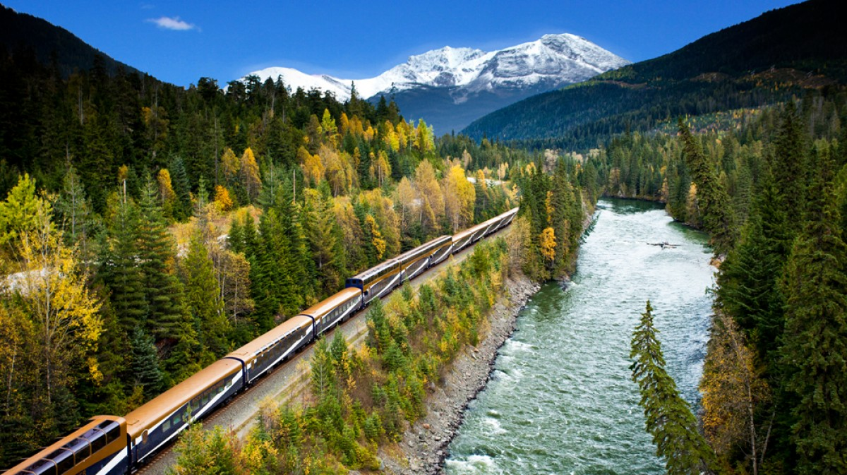 Rocky Mountaineer caters to Canadian travellers
