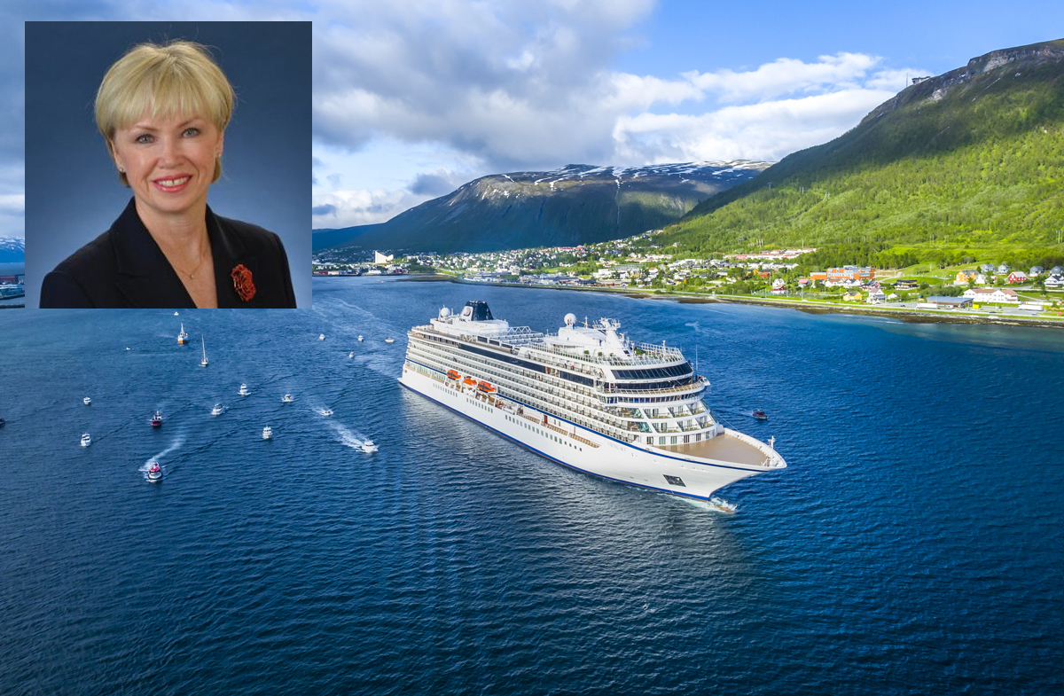 Selling Viking Cruises with Kim Lucy