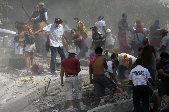 Mexico: 7.1 magnitude earthquake leaves 200+ dead