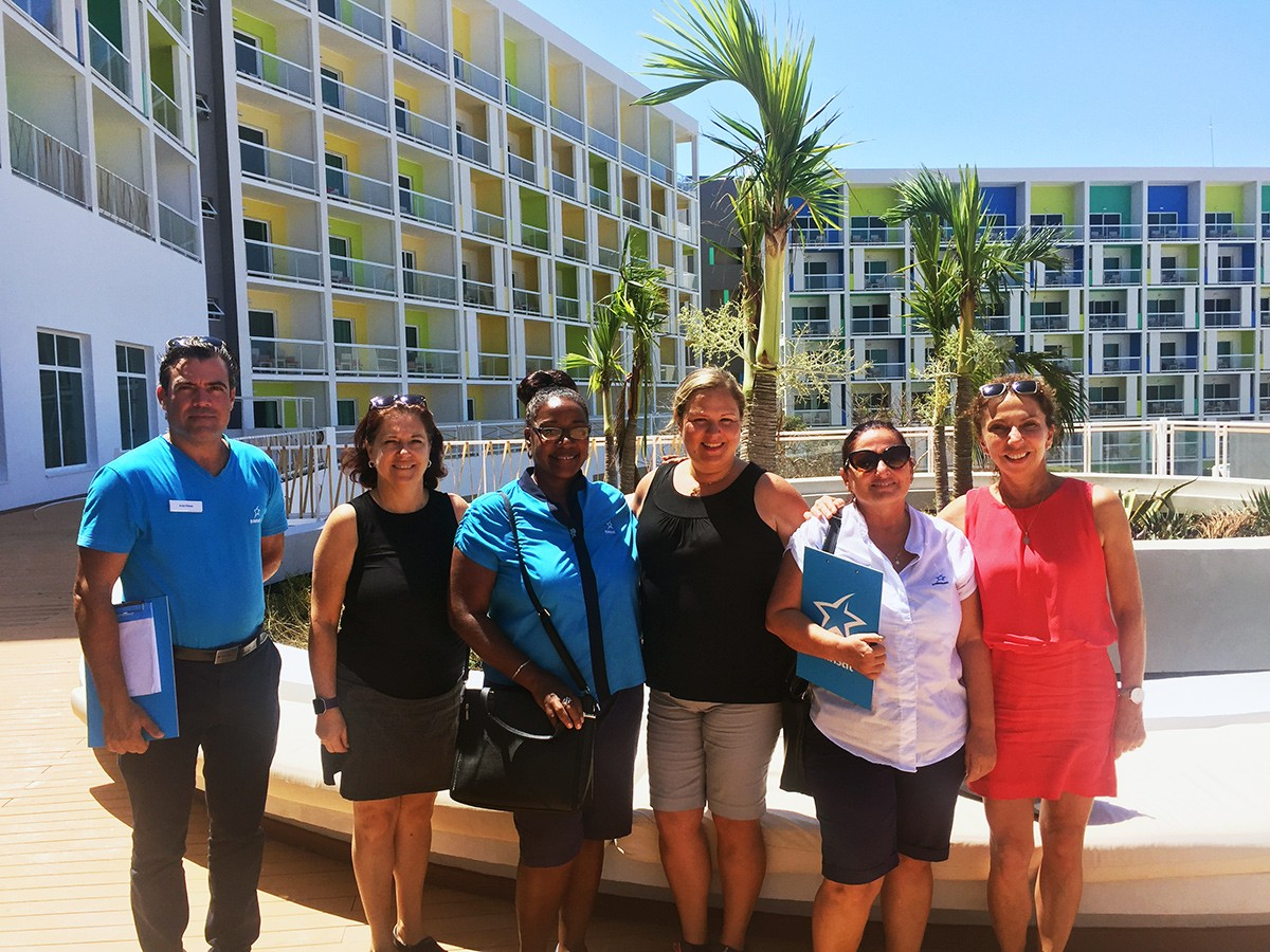 Transat inspectors bring good news from Cuba