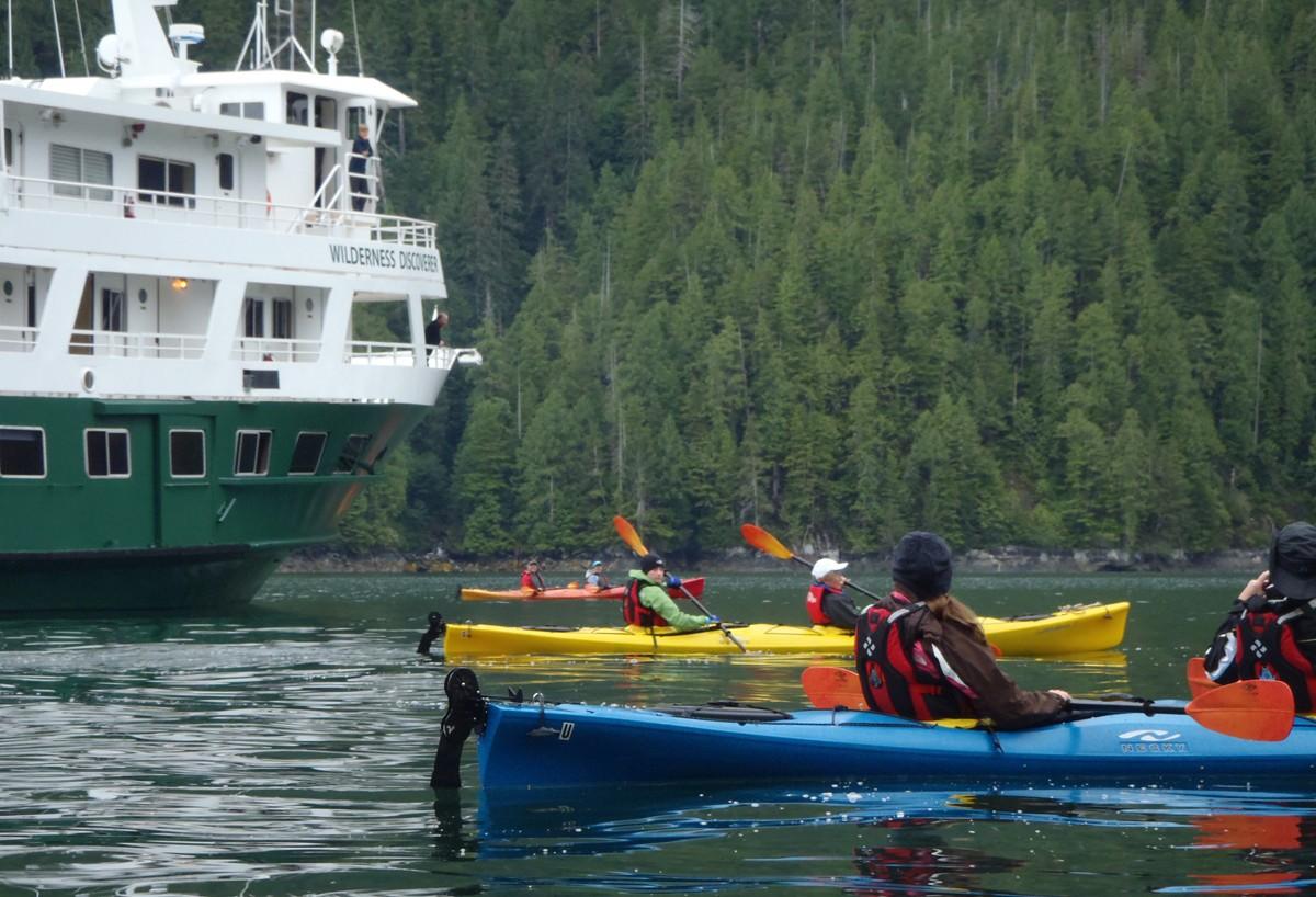 UnCruise's Alaska Awakening campaign sets sail
