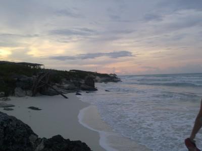 The beautiful beach of Cayo Santa Maria, Cuba