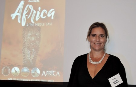 Goway displays highlights of Africa to B.C. agents