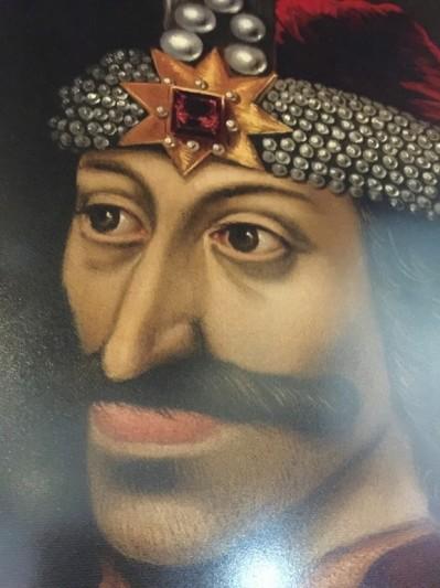 Count Dracula, Transylvania