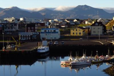 Iceland- Morning Mist