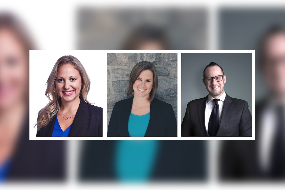 Three new sales executives for Vision